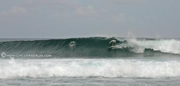 Coke's Surf, Thulusdhoo, Maldives