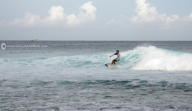 Cokes Surf, Maldives
